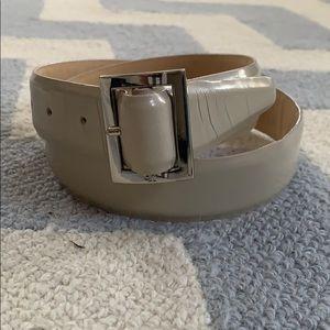 Calvin Klein Nude Belt
